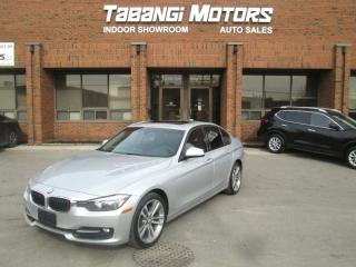 Used 2014 BMW 3 Series xDrive AWD   NO ACCIDENTS   SPORT LINE   SUNROOF   LEATHER for sale in Mississauga, ON