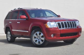 Used 2010 Jeep Grand Cherokee 4WD 4Dr Limited for sale in Edmonton, AB