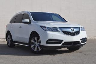 Used 2014 Acura MDX AWD 4dr Elite Pkg for sale in Edmonton, AB