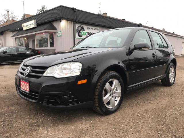 2008 Volkswagen Golf GL CITY