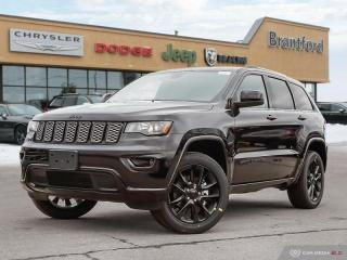 New 2019 Jeep Grand Cherokee Altitude  - Leather Seats - $278.00 B/W for sale in Brantford, ON