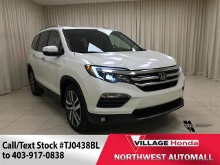 Used 2017 Honda Pilot Touring for sale in Calgary, AB