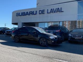 Used 2016 Subaru Impreza WRX Sport-tech Awd ** Cuir Toit Navigation * for sale in Laval, QC