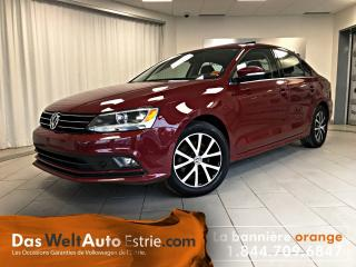 Used 2016 Volkswagen Jetta 1.4 Tsi Comfort for sale in Sherbrooke, QC