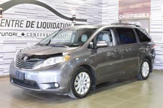 Used 2014 Toyota Sienna Xle+gps+toit+mags for sale in Laval, QC