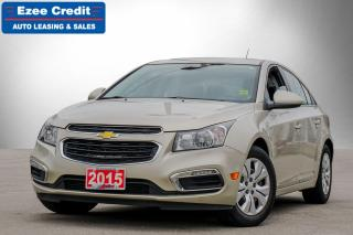 Used 2015 Chevrolet Cruze 1LT for sale in London, ON