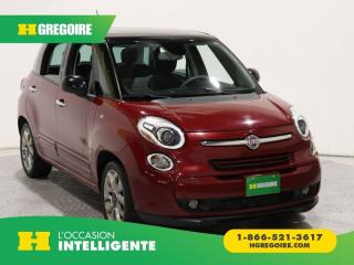 Used 2014 Fiat 500 L SPORT GR ELECT for sale in St-Léonard, QC
