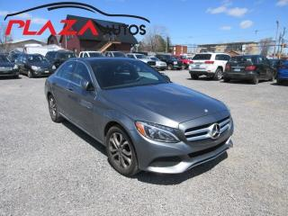 Used 2017 Mercedes-Benz C 300 for sale in Beauport, QC
