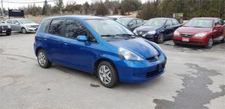 Used 2007 Honda Fit 132k auto safetied we finance LX for sale in Madoc, ON