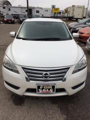 Used 2013 Nissan Sentra S for sale in Kitchener, ON