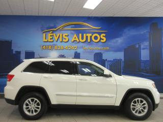 Used 2012 Jeep Grand Cherokee Laredo for sale in Lévis, QC