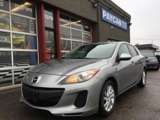 Used 2012 Mazda MAZDA3 GX for sale in Kitchener, ON