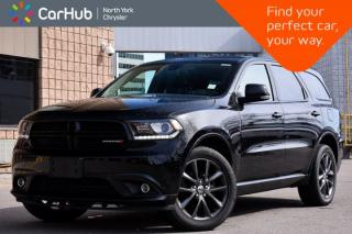Used 2018 Dodge Durango GT|AWD|7-Seater|Heat.Seats|Backup_Cam|Bluetooth|SiriusXM for sale in Thornhill, ON