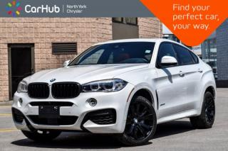 Used 2016 BMW X6 xDrive35i|M.Sports,M.Aerodynamics,LightPkgs|H.K.Audio| for sale in Thornhill, ON