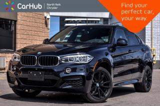 Used 2017 BMW X6 xDrive35i|M.Sports.Pkgs|M.Aerodynamics.Pkg|Light.Pkg|Blindspot|H.K.Audio| for sale in Thornhill, ON