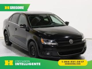 Used 2013 Volkswagen Jetta HIGHLINE TDI for sale in St-Léonard, QC