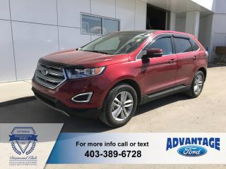 Used 2015 Ford Edge SEL for sale in Calgary, AB