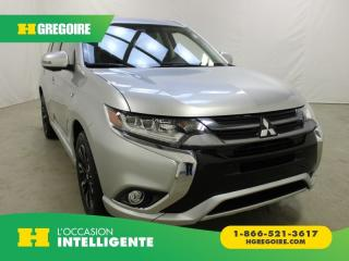 Used 2018 Mitsubishi Outlander Gt Awd Cuir Toit for sale in St-Léonard, QC