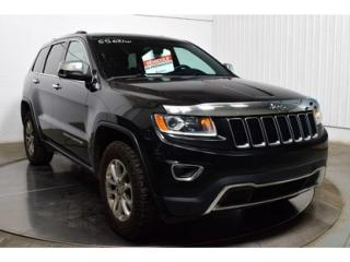Used 2014 Jeep Grand Cherokee Limited AWD for sale in L'ile-perrot, QC