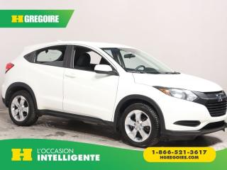 Used 2016 Honda HR-V Lx Awd A/c Mags for sale in St-Léonard, QC