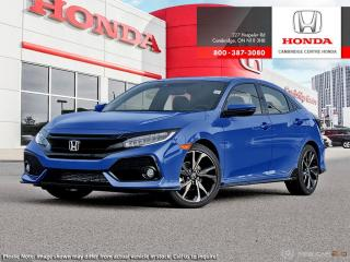 New 2018 Honda Civic Sport Touring SPORT TOURING for sale in Cambridge, ON