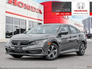 New 2019 Honda Civic LX for sale in Cambridge, ON