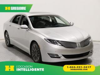 Used 2013 Lincoln MKZ 4DR SDN V6 AWD CUIR for sale in St-Léonard, QC