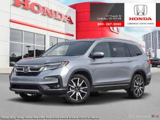 New 2019 Honda Pilot Touring Touring for sale in Cambridge, ON