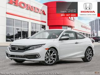 New 2019 Honda Civic Touring TOURING for sale in Cambridge, ON