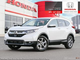 New 2019 Honda CR-V EX for sale in Cambridge, ON