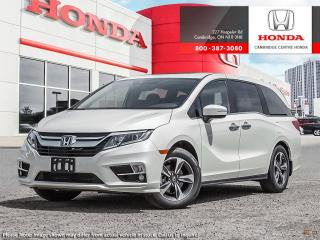 New 2019 Honda Odyssey EX-L w/RES for sale in Cambridge, ON