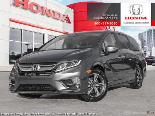 New 2019 Honda Odyssey EX-L NAVI for sale in Cambridge, ON
