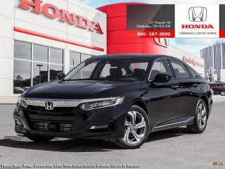 New 2019 Honda Accord EX-L 1.5T EX-L for sale in Cambridge, ON
