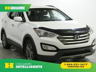 Used 2016 Hyundai Santa Fe SPORT PREMIUM 2.0 for sale in St-Léonard, QC