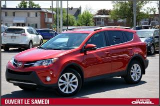 Used 2013 Toyota RAV4 Ltd - Awd - Cuir for sale in St-Léonard, QC