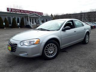 Used 2005 Chrysler Sebring Touring for sale in Oshawa, ON