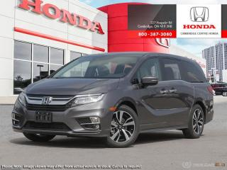 New 2019 Honda Odyssey Touring TOURING for sale in Cambridge, ON