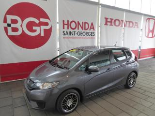 Used 2015 Honda Fit Edition Lx for sale in St-Georges, QC