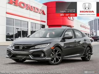 New 2019 Honda Civic Sport Touring TOURING for sale in Cambridge, ON