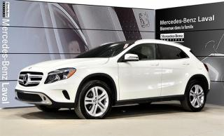 Used 2016 Mercedes-Benz GLA 250 Awd Suv Cert for sale in Laval, QC