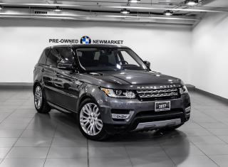Used 2017 Land Rover Range Rover Sport V6 HSE for sale in Newmarket, ON