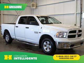 Used 2017 RAM 1500 OUTDOORSMAN AWD CREW for sale in St-Léonard, QC