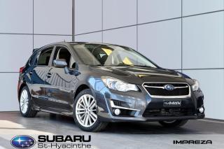 Used 2015 Subaru Impreza 2.0i Sport man. for sale in St-Hyacinthe, QC