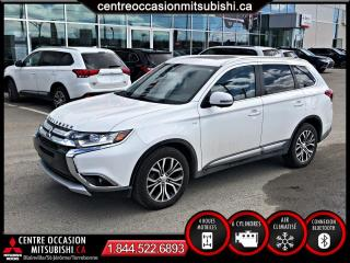 Used 2018 Mitsubishi Outlander GT S-AWC DEMO CUIR for sale in St-Jérôme, QC