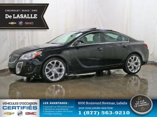 Used 2017 Buick Regal Gs Confort for sale in Lasalle, QC