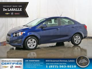 Used 2014 Chevrolet Sonic Ls / Cool for sale in Lasalle, QC