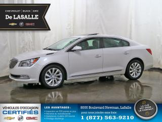 Used 2015 Buick LaCrosse Cuir / Toit Nav Le for sale in Lasalle, QC