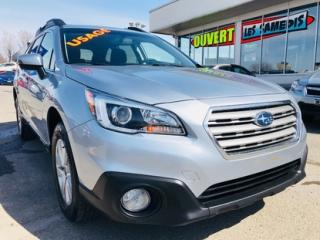 Used 2017 Subaru Outback 2.5i Touring for sale in Lévis, QC