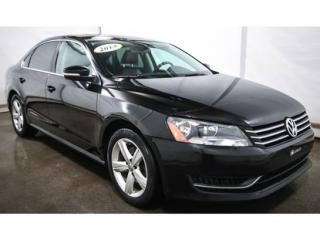 Used 2013 Volkswagen Passat 2013 Volkswagen for sale in St-Jean-Sur-Richelieu, QC