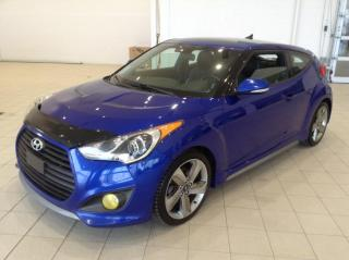Used 2013 Hyundai Veloster Turbo tech toit cuir nav for sale in Longueuil, QC